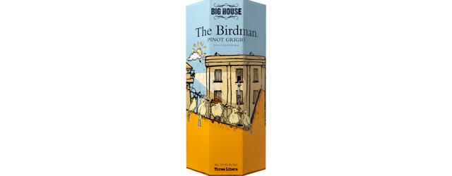 Birdhouse Box Wine