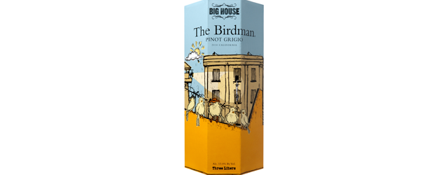 Birdhouse Box Wine