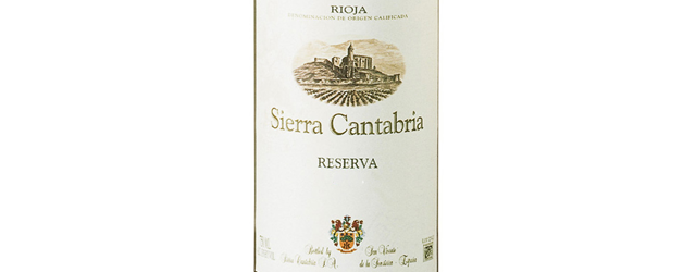 Sierra Cantabria Crianza