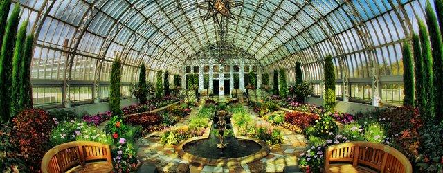 Como Park Conservatory
