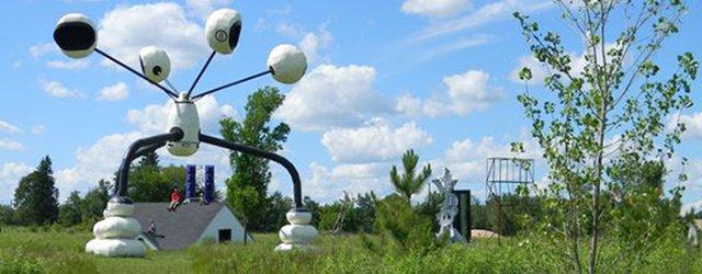 Franconia Sculpture Park