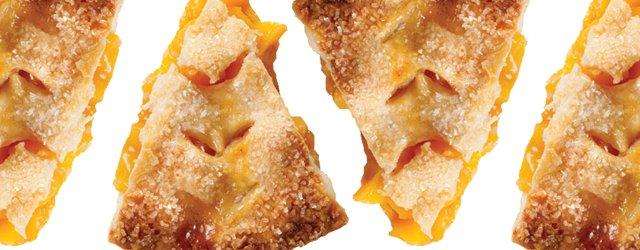 Sun Street Bread's Ginger Peach Pie
