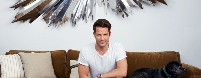 Nate Berkus in his West Village apartment
