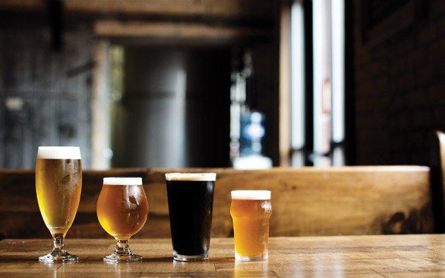 Indeed Brewing Company, Minneapolis, Minnesota / Photo by Eliesa Johnson