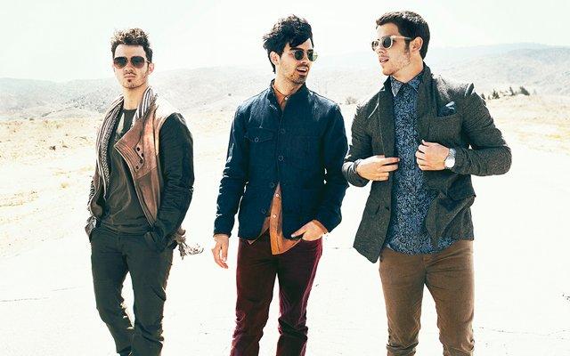The Jonas Brothers / We Day Minnesota 2013