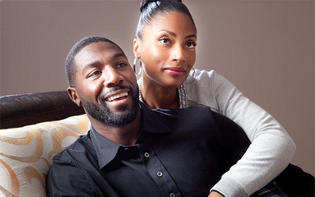 Greg and Nicole Jennings