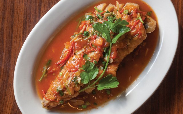 Lao Thai dish