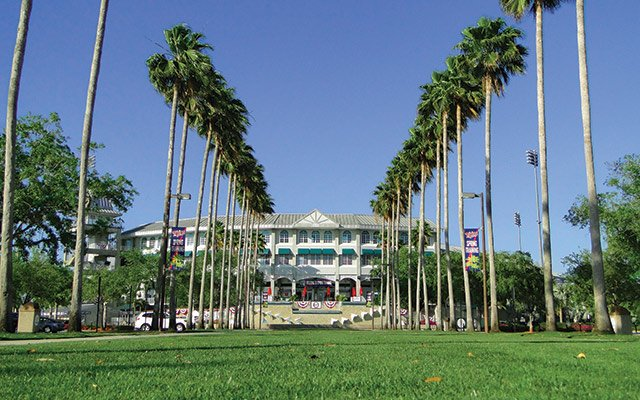 Hammond Stadium in Fort Myers, Florida