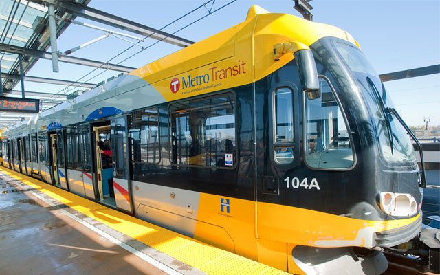 Light Rail Transit Minneapolis