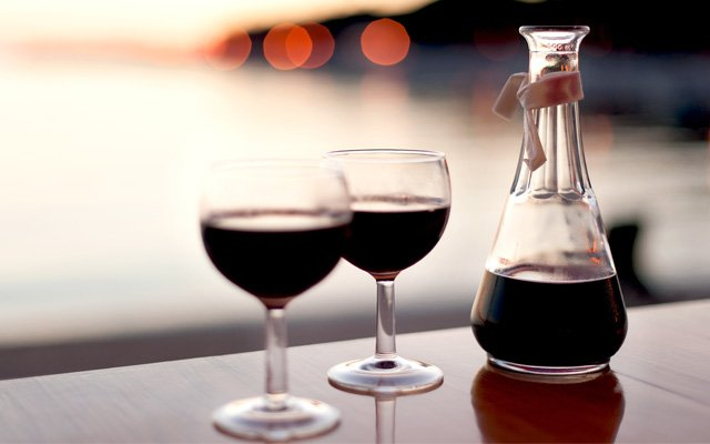 Red Wine for Winter