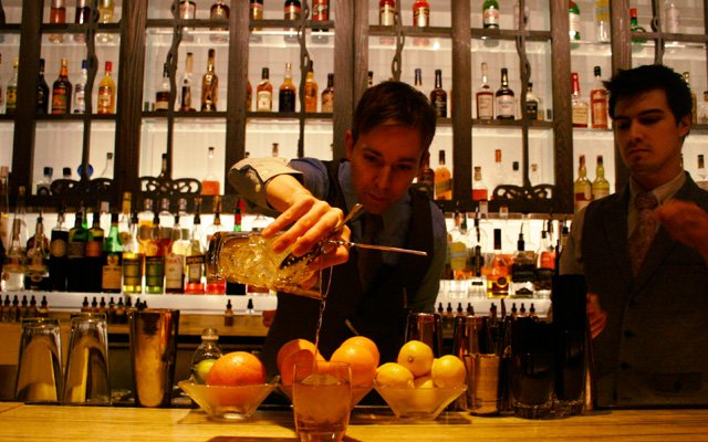 Bradstreet Crafthouse Bar