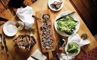 Bachelor Farmer tabletop