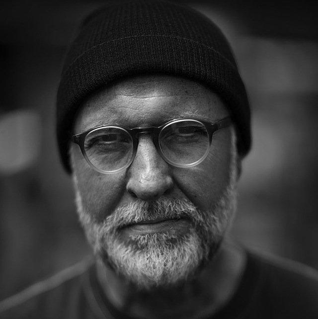 Bob Mould as shot by Shelly Mosman