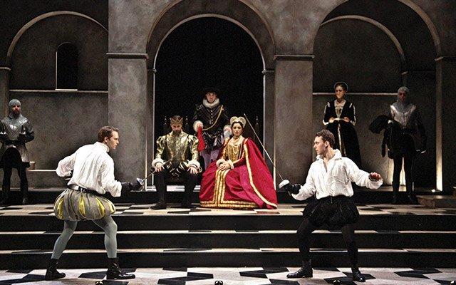 """The Acting Company's """"Hamlet"""""""