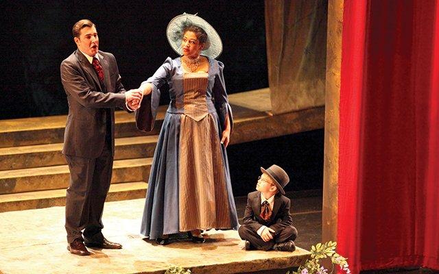 The University of Minnesota Opera Theatre's Cunning Little Vixen