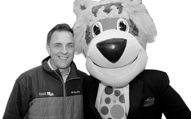 Eric Perkins with Nordy at Wild About Children