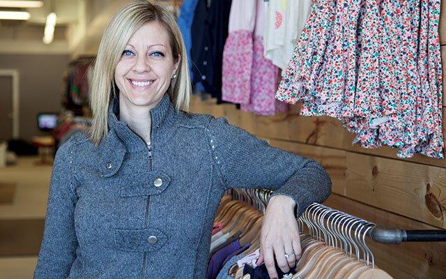 Shayla Farmer of CC & Mays