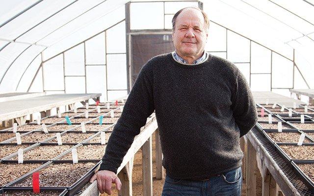 Ron Bowen of Prairie Restoration