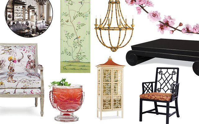 Chinoiserie finds