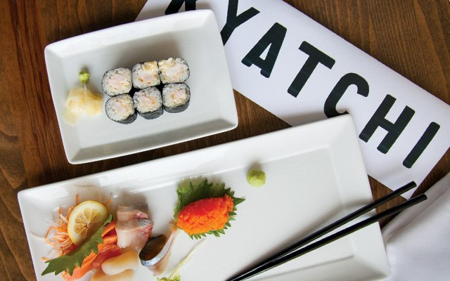 Kyatchi sushi