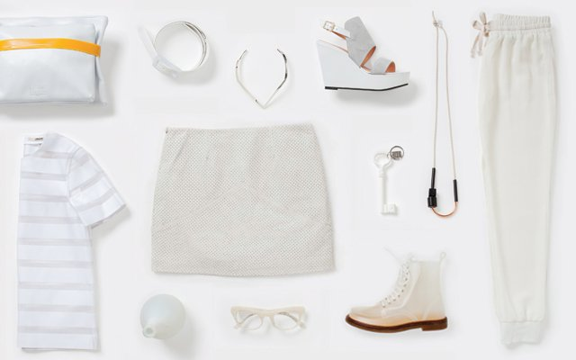White picks for spring