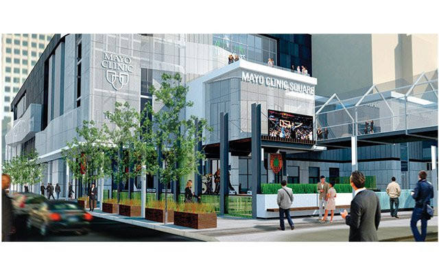 Mayo Clinic rendering