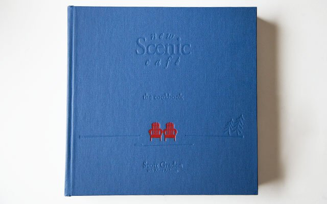 New Scenic Cafe Cookbook