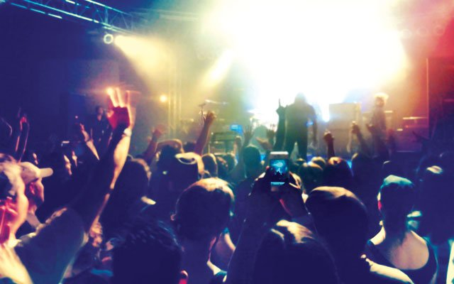 Concert at First Avenue