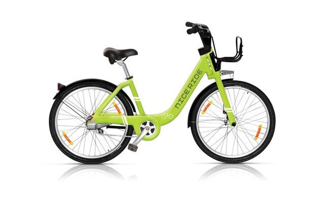 Nice Ride bicycle