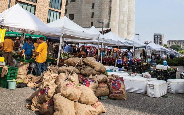 Mill City Farmers' Market