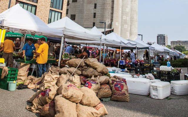Mill City Farmers' Market