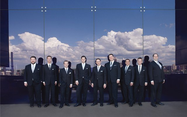 Minneapolis all-male ensemble Cantus