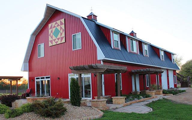 Red Barn Retreats