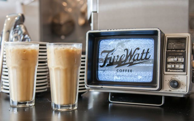 Five Watt Coffee in Minneapolis