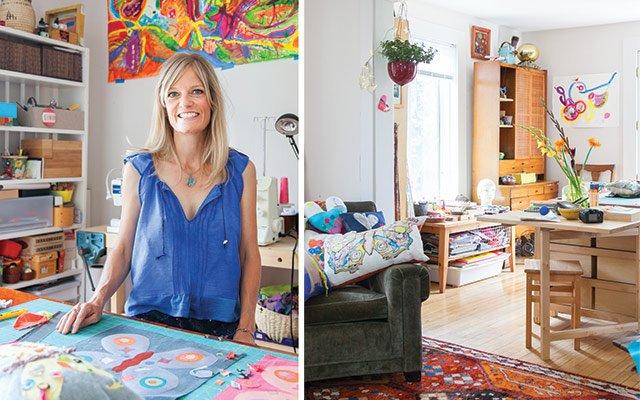 Beth Bogle, Fish & Bee Studio
