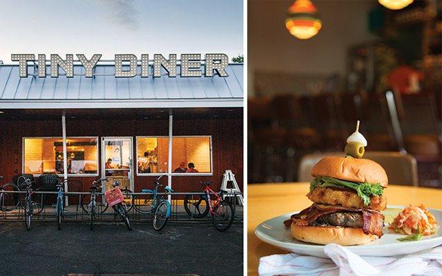 Tiny Diner Minneapolis