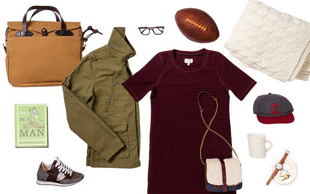 Back-to-school fashion