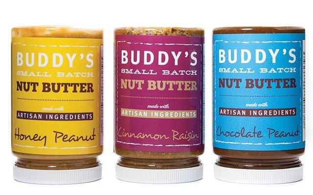 Buddy's Nut Butter