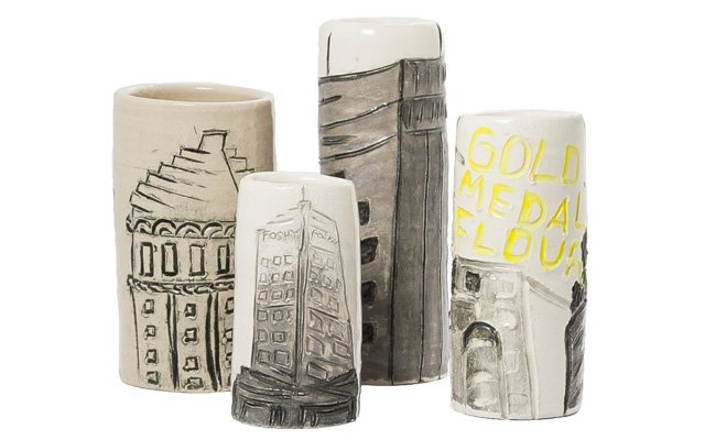 Vases by Marnette Doyle