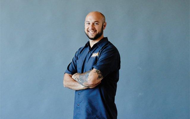 Surly Chef Jorge Guzman