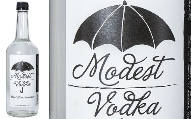 Modest Vodka