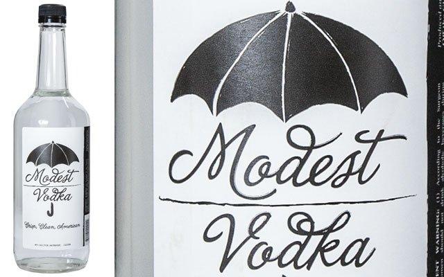 Modest Vodka
