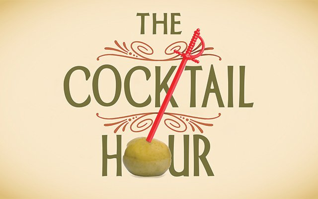 Cocktail Hour at the Guthrie