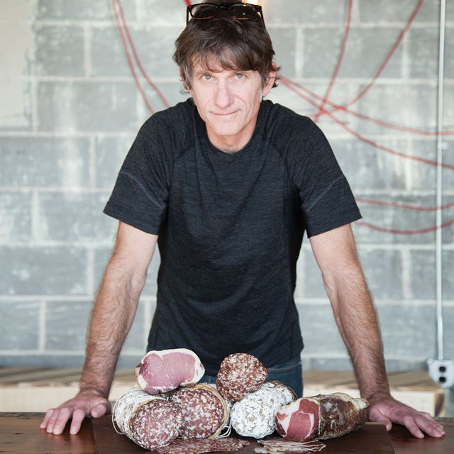Mike Phillips of Red Table Meat Co.