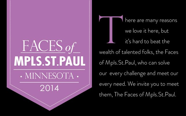 Faces Of Mpls.St.Paul