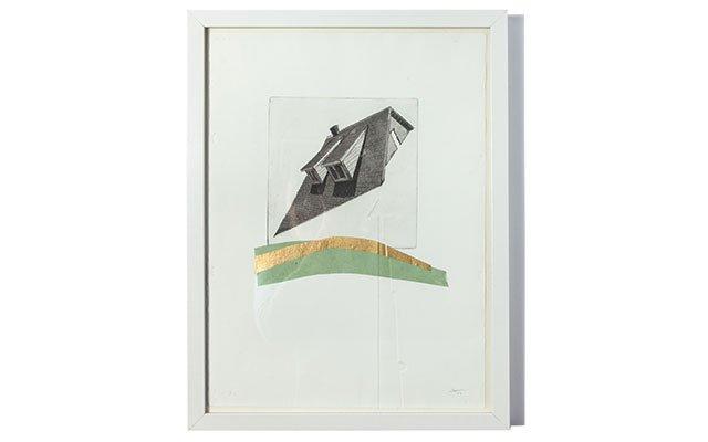 Framed art from Minneapolis Lending Library