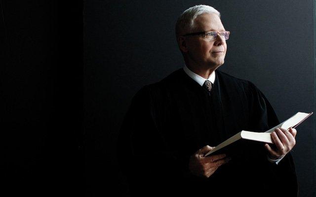 Minnesota Supreme Court Justice David Lillehaug