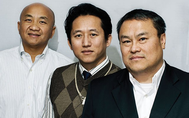 Wameng Moua, Noah Vang, Lee Pao Xiong