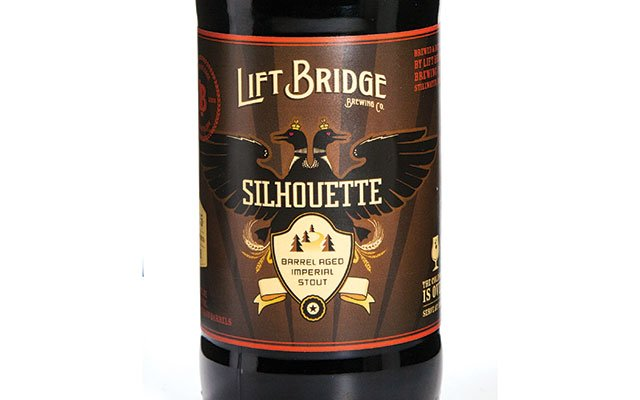 Lift Bridge Silhouette Imperial Stout