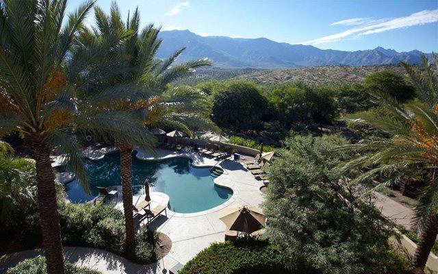 Miraval Resort & Spa in Tuscon, Arizona